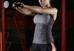 Bieżnia na siłowni